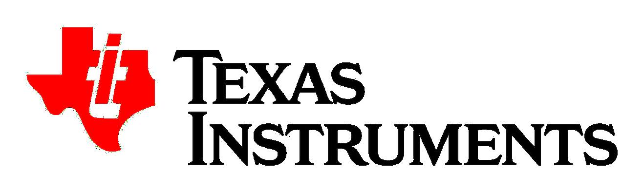 Texas Instruments Brands Logo PNG Transparent