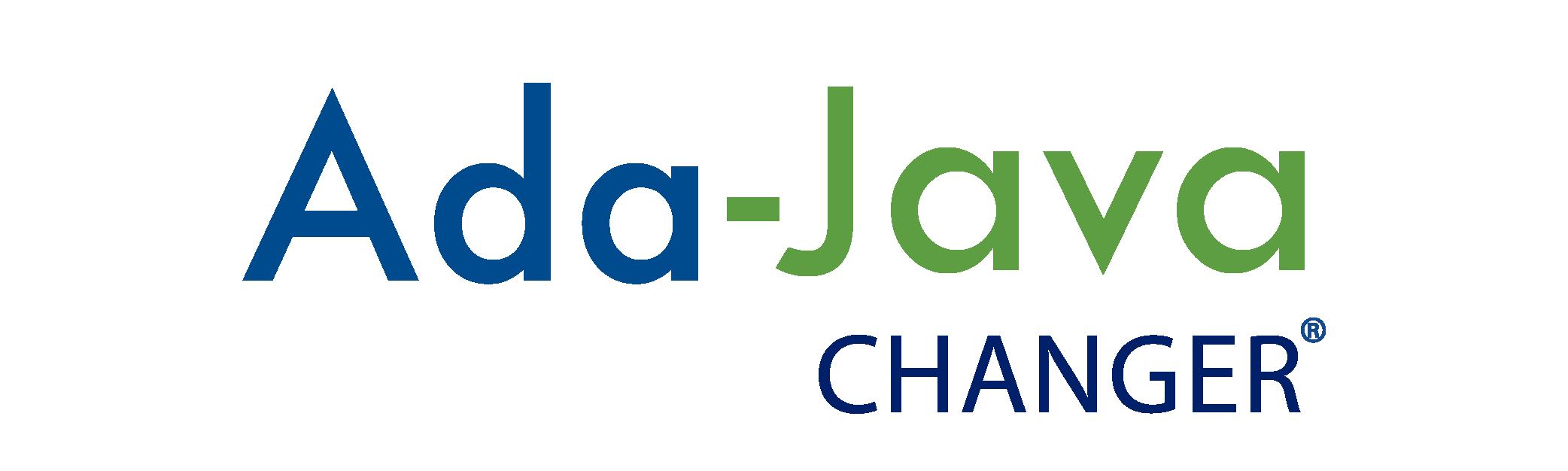 Ada Java Changer Logo