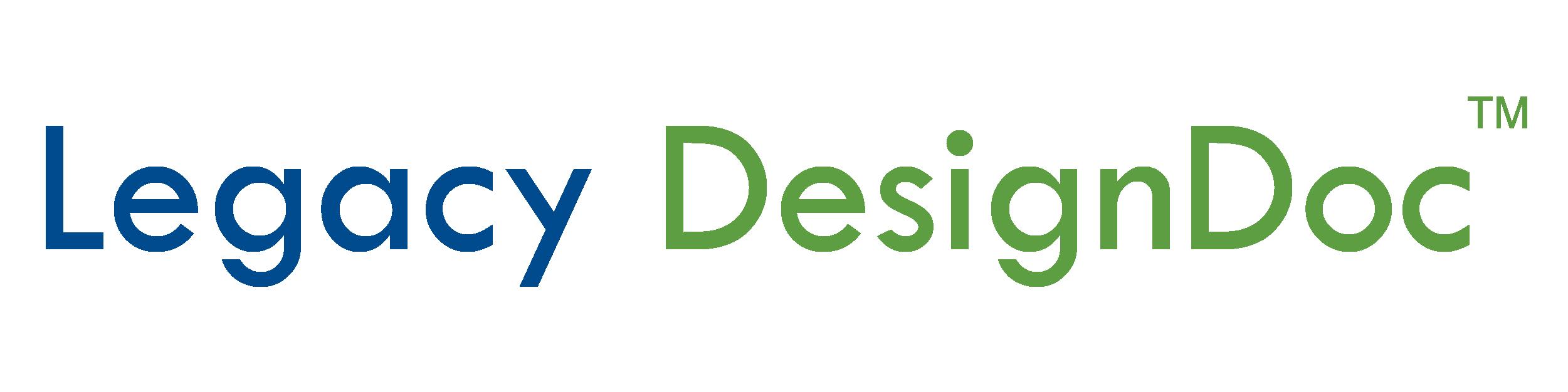 Legacy DesignDoc